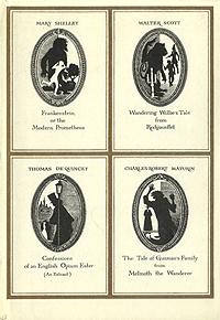 Английская романтическая повесть (English Romantic Novella)