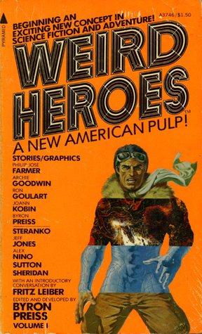 Weird Heroes Volume 1