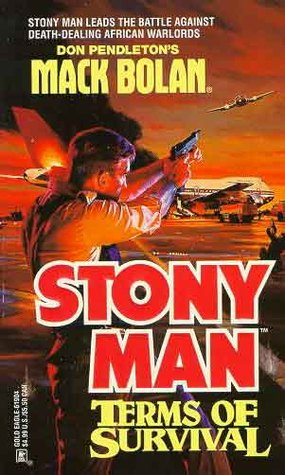 Terms Of Survival  (Stony Man #20)