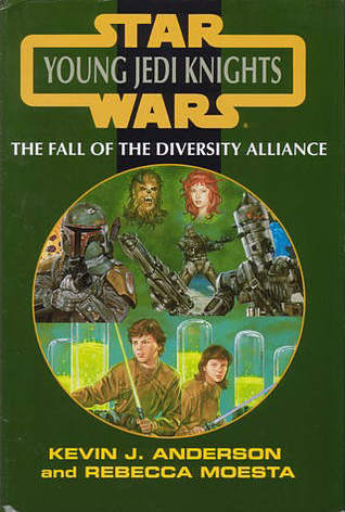 The Fall of the Diversity Alliance (Star Wars: Young Jedi Knights, #7-11)