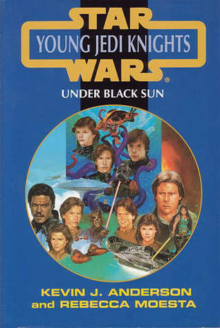 Under A Black Sun: Return To Ord Mantell; Trouble On Cloud City; Crisis At Crystal Reef