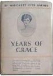 Years of Grace Pdf Book