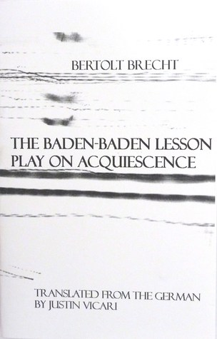 The Baden-Baden Lesson: Play on Acquiescence