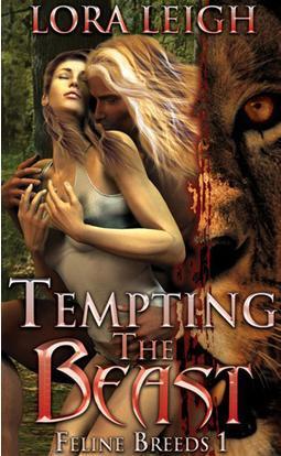 Tempting the Beast (Breeds, #1; Feline Breeds, #1)