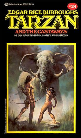 Tarzan and the Castaways (Tarzan, #25)