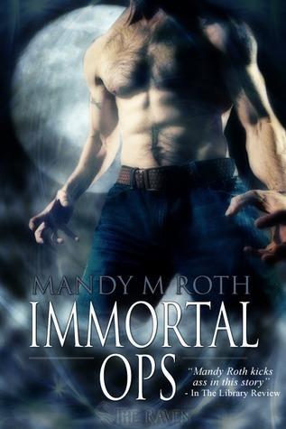 Immortal Ops (Immortal Ops, #1)