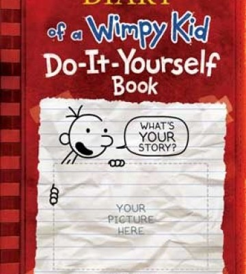Diary of a wimpy kid do it yourself book by jeff kinney epub ou pdf do it yourself book diary of a wimpy kid solutioingenieria Image collections