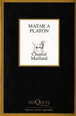Matar a Platón