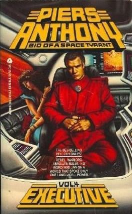 Executive (Bio of a Space Tyrant, #4)