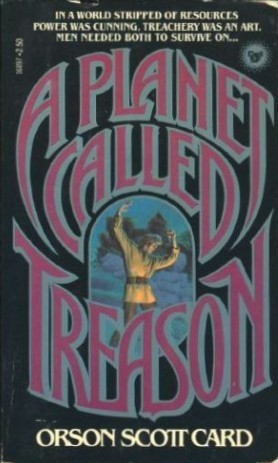 A Planet Called Treason