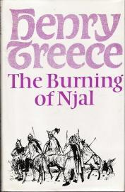 Image result for The burning of Njal