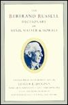 Dictionary of Mind, Matter & Morals
