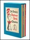 Dr. Seuss's Beginner Book Classics/Dr. Seuess's Abc/Green Eggs and Ham/Cat in the Hat/One Fish Two Fish Red Fish Blue Fish/Fox in Socks