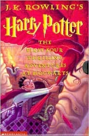 The Harry Potter Collection 1-4 (Harry Potter, #1-4)