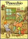 Pinocchio Pop-Up Book