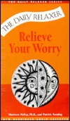 Relieve Your Worry - Audio - Opx