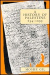 A History of Palestine 634-1099