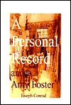 Personal Record and Amy Foster