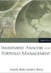 Investment Analysis and Portfolio Management Pdf Book