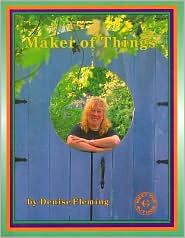 Maker of Things (Meet the Author