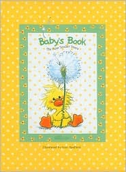 Baby's Book: The First Tender Years