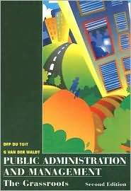 Public Administration and Management: The Grassroots