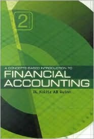 A Concepts-Based Introduction to Financial Accounting: For South African Students and Practitioners