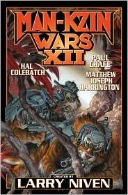 Man-Kzin Wars 12 (Man-Kzin Wars, #12)