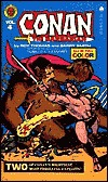 The Complete Marvel Conan the Barbarian, Vol. 4