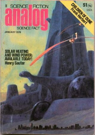 Analog Science Fiction and Fact, 1976 January