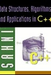Data Structures, Algorithms and Applications in C++ Pdf Book