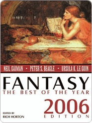 Fantasy: The Best of the Year, 2006 Edition