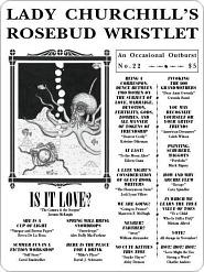 Lady Churchill's Rosebud Wristlet No. 22