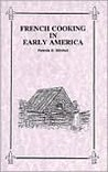 French Cooking in Early America