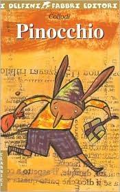 Pinocchio, italien. Ausg.