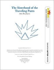 The Sisterhood of the Traveling Pants (SparkNotes Literature Guide Series)