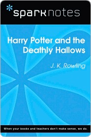 Harry Potter and the Deathly Hallows (SparkNotes Literature Guide Series)
