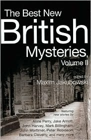The Best New British Mysteries, Volume II