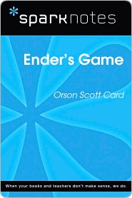 Ender's Game (SparkNotes Literature Guide Series)
