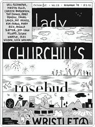 Lady Churchill's Rosebud Wristlet No. 23