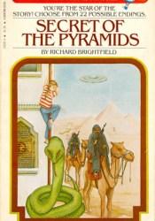 Secret of the Pyramids (Choose Your Own Adventure, #19) Pdf Book