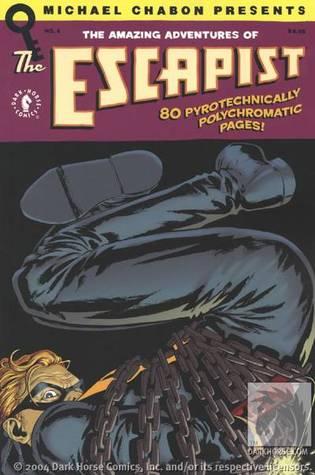 Michael Chabon Presents... The Amazing Adventures of the Escapist: #4