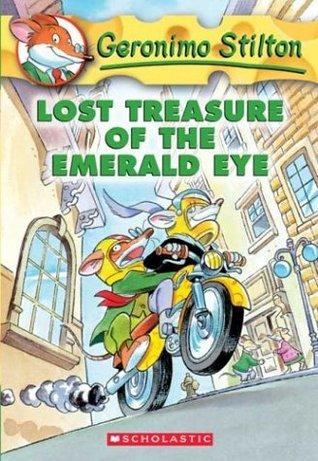 Lost Treasure of the Emerald Eye (Geronimo Stilton, #1)
