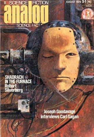 Analog Science Fiction and Fact, 1976 August