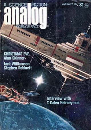 Analog Science Fiction and Fact, 1977 January