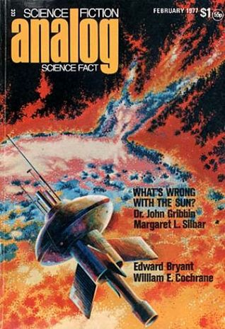 Analog Science Fiction and Fact, 1977 February