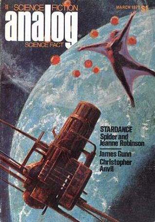 Analog Science Fiction and Fact, 1977 March