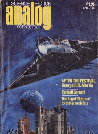 Analog Science Fiction and Fact, 1977 April