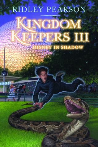 Disney in Shadow (Kingdom Keepers, #3)