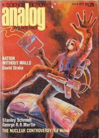 Analog Science Fiction and Fact, 1977 July